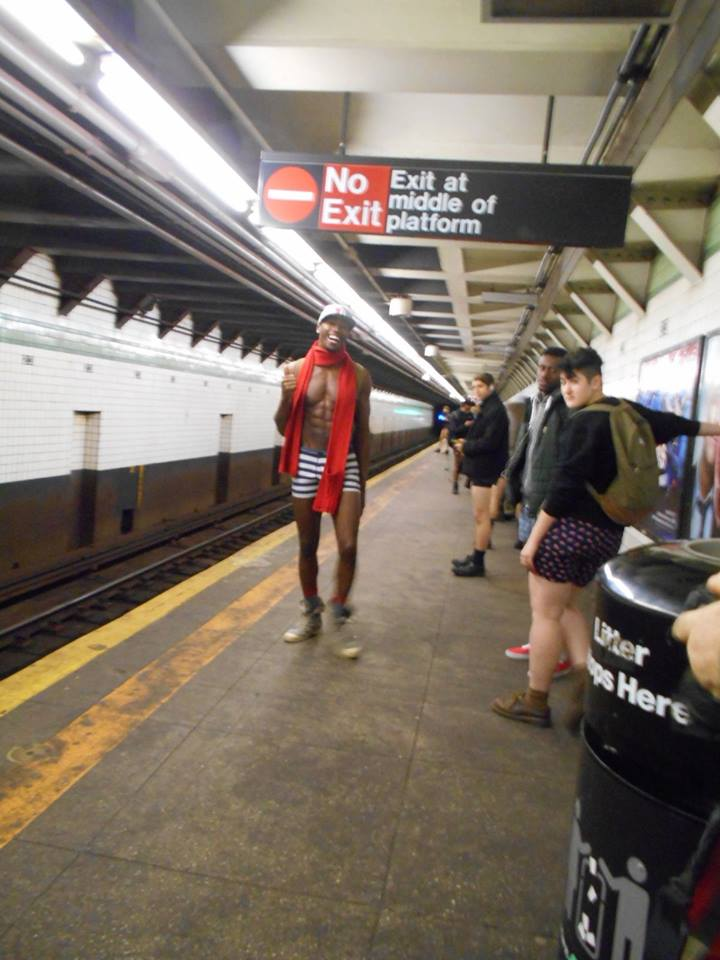 Subway Map Boxer Shorts.Photos From No Pants Day On The Subway 2014 Splendiferous Everything