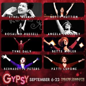 All the Roses of Gypsy!