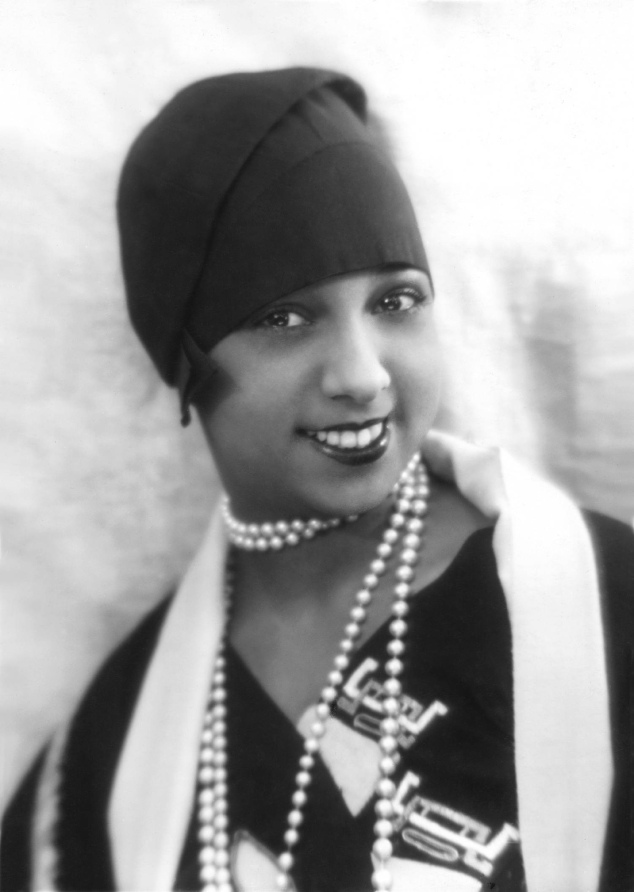 The one and only Josephine Baker!