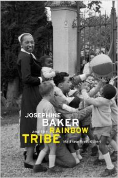"""Josephine Baker and The Rainbow Tribe,"" a new book by Matthew Pratt Guterl"
