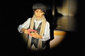 Oliver! at the Romulus Linney Courtyard Theater, Pershing Square Signature Ceneter, June 5 though 7