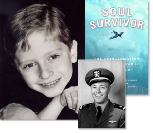 SOUL SURVIVOR: Was the child on the left once the soldier on the right?