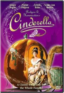 The most beloved television special of the children from my generation: CINDERELLA starring Lesley Ann Warren!