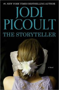 THE STORYTELLER by Jodi Picoult.  A riveting book about the worst possible kind of dilemma.