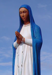 Symbol of Our Lady of Kibeho