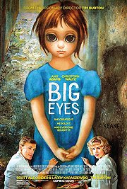 The new movie about an art fraud: BIG EYES!