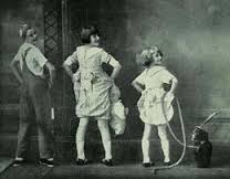 Louise Hovick (Gypsy) and June onstage in Vaudeville.  Why did June deny it ever happened?