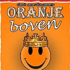 """Oranje Boven"" means ""orange above.""  Orange was the color of the Dutch royal family. The Dutch took heart from this little saying during World War II."