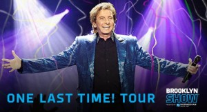 Barry Manilow at the Barclays Center tonight was terrific!