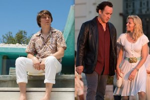 Paul Dano and John Cusack play Brian Wilson at different ages; Elizabeth Banks plays the wonderful Melinda Ledbetter.