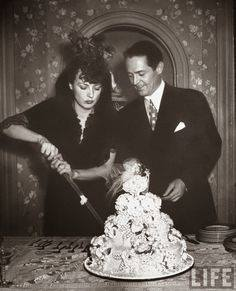 Gypsy Rose Lee married William Alexander Kirkland at Witchwood Manor on her mother Rose's birthday, August 31, 1942.