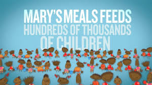 Mary's Meals is feeding hungry children in countries all over the world!