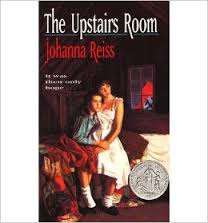 THE UPSTAIRS ROOM by Johanna Reiss tells the first part of the story.