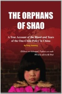 "THE ORPHANS OF SHAO by Pang Jiaoming. A must-read book about Chinese ""adoptions!"""