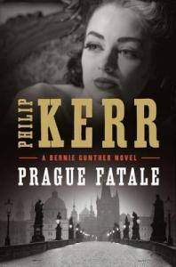 PRAGUE FATALE by Philip Kerr, whose World War II books are always a treat to read.