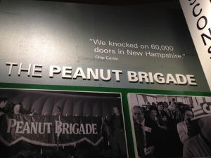 "Photos about ""The Peanut Brigade."""