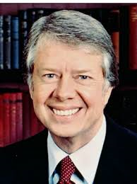 Jimmy Carter: an inspiration!