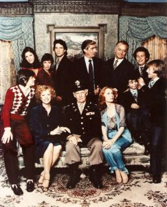 America has become a soap opera spoof! Here's the good old cast of SOAP.