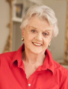 Angela Lansbury. Still acting at 90. BRAVA!