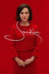 Natalie Portman as Jacqueline Kennedy in JACKIE.