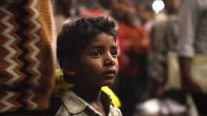 Absolutely adorable: Sunny Pawar, child star of LION.